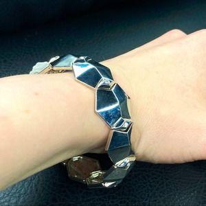 CharmingCharlie Rhinestone Accent Fashion Bracelet